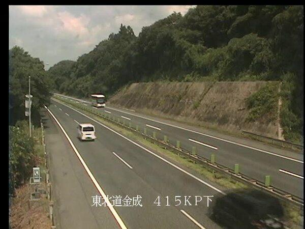 若柳金成IC ~ 一関ICのライブカメラ画像