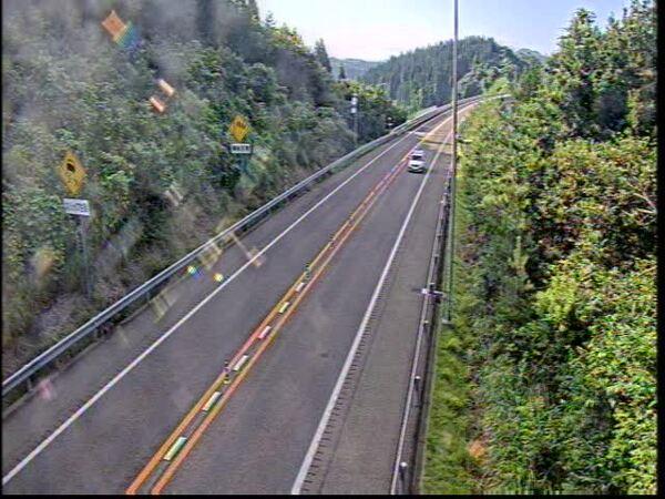 五城目八郎潟IC ~ 琴丘森岳ICのライブカメラ画像